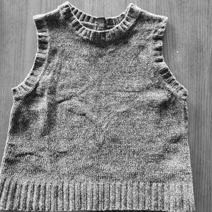 Vest sweater soft Express small Womens